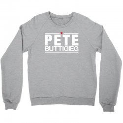 pete buttigieg for dark Crewneck Sweatshirt | Artistshot