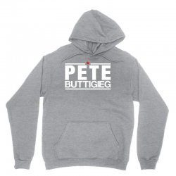 pete buttigieg for dark Unisex Hoodie | Artistshot