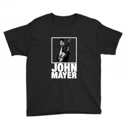 john mayer for dark Youth Tee | Artistshot