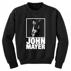 john mayer for dark Youth Sweatshirt | Artistshot