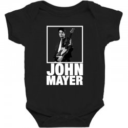 john mayer for dark Baby Bodysuit | Artistshot