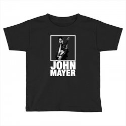 john mayer for dark Toddler T-shirt | Artistshot