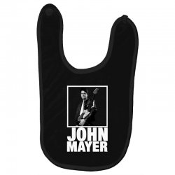 john mayer for dark Baby Bibs | Artistshot