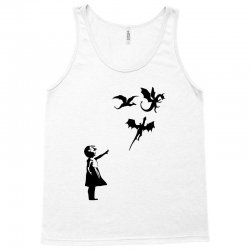dragon and girls Tank Top | Artistshot