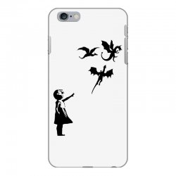 dragon and girls iPhone 6 Plus/6s Plus Case | Artistshot