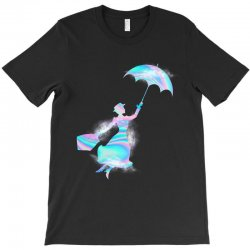 mary poppins hologram T-Shirt | Artistshot