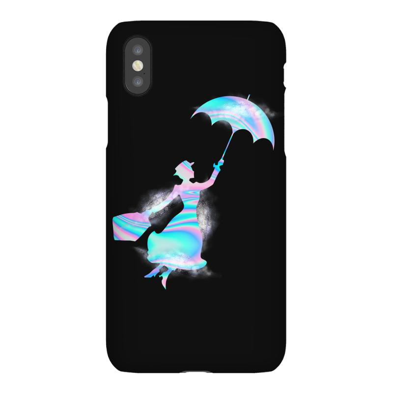 Mary Poppins Hologram Iphonex Case | Artistshot