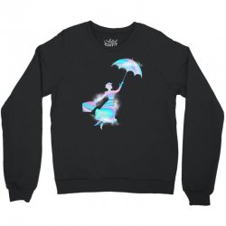 mary poppins hologram Crewneck Sweatshirt | Artistshot