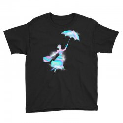 mary poppins hologram Youth Tee | Artistshot