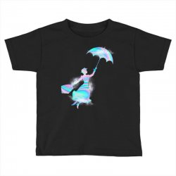 mary poppins hologram Toddler T-shirt | Artistshot