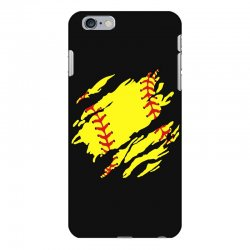 softball inside iPhone 6 Plus/6s Plus Case | Artistshot