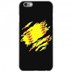 softball inside iPhone 6/6s Case | Artistshot