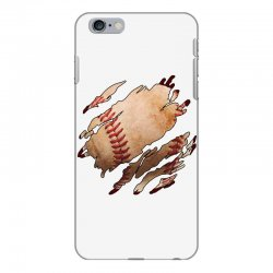 baseball inside iPhone 6 Plus/6s Plus Case | Artistshot