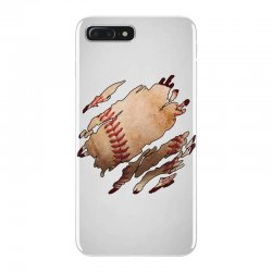 baseball inside iPhone 7 Plus Case | Artistshot