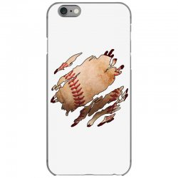 baseball inside iPhone 6/6s Case | Artistshot
