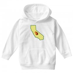 avocado california map Youth Hoodie | Artistshot