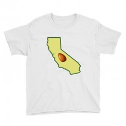avocado california map Youth Tee | Artistshot
