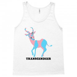 transgendeer for light Tank Top | Artistshot