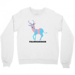 transgendeer for light Crewneck Sweatshirt | Artistshot