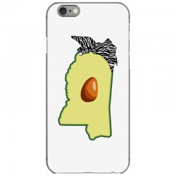 mississippi avocado country iPhone 6/6s Case | Artistshot