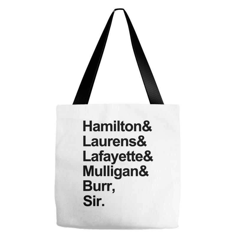 The Hamilton Crew For Light Tote Bags | Artistshot