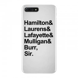 the hamilton crew for light iPhone 7 Plus Case | Artistshot