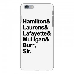 the hamilton crew for light iPhone 6 Plus/6s Plus Case | Artistshot