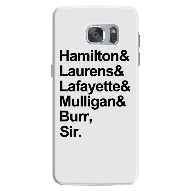 The Hamilton Crew For Light Samsung Galaxy S7 Case | Artistshot