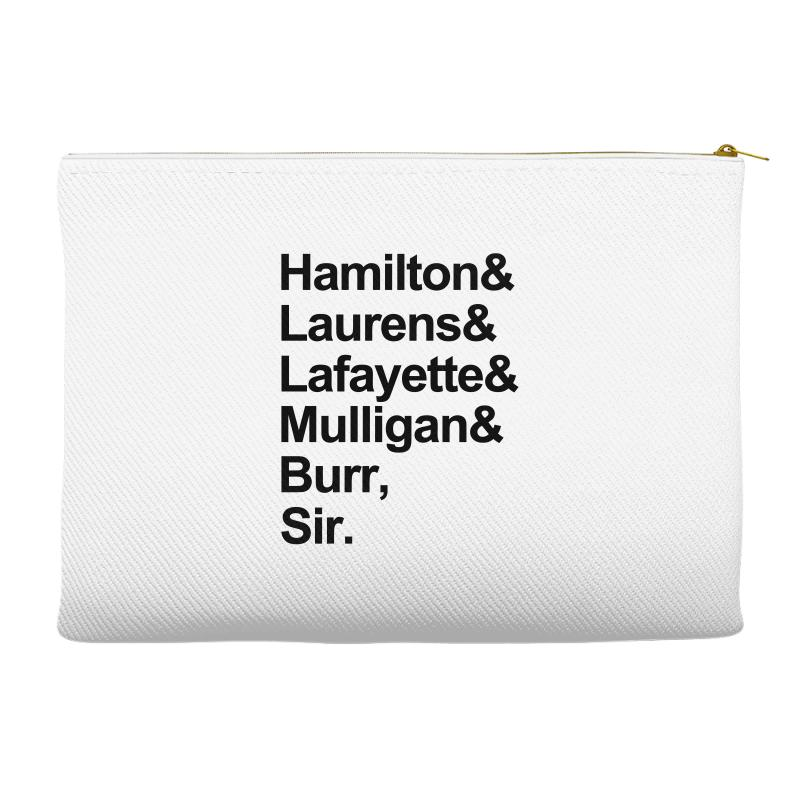 The Hamilton Crew For Light Accessory Pouches | Artistshot