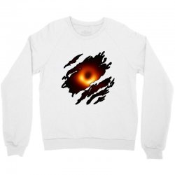 black hole inside Crewneck Sweatshirt | Artistshot
