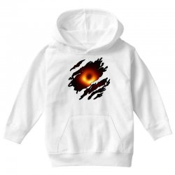 black hole inside Youth Hoodie | Artistshot