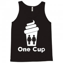 Two Girls One Cup Tank Top | Artistshot