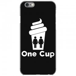 Two Girls One Cup iPhone 6/6s Case | Artistshot