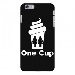 Two Girls One Cup iPhone 6 Plus/6s Plus Case | Artistshot