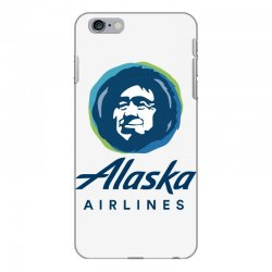 Alaska Airlines iPhone 6 Plus/6s Plus Case | Artistshot