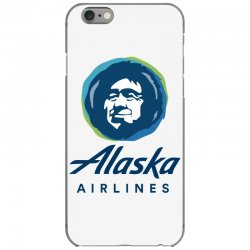 Alaska Airlines iPhone 6/6s Case | Artistshot
