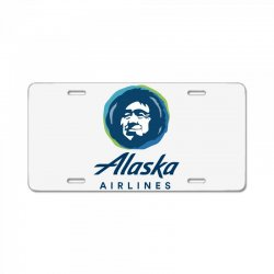Alaska Airlines License Plate | Artistshot