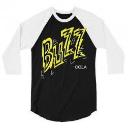 Buzz Cola 3/4 Sleeve Shirt | Artistshot