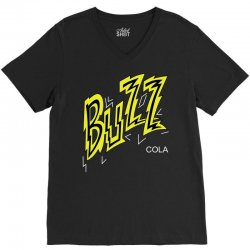 Buzz Cola V-Neck Tee | Artistshot