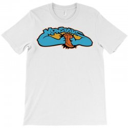 Monstars Basketball T-Shirt | Artistshot