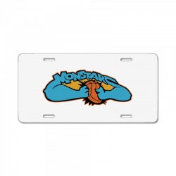 Monstars Basketball License Plate | Artistshot