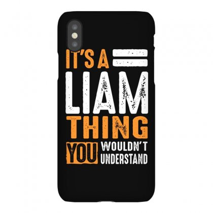 It's A Liam Thing Iphonex Case Designed By Cidolopez