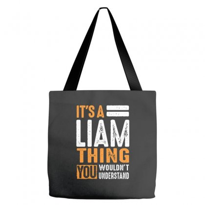 It's A Liam Thing Tote Bags Designed By Cidolopez