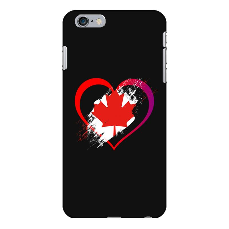 purchase cheap 67b86 6c54c I Love Canada Iphone 6 Plus/6s Plus Case. By Artistshot