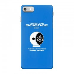 march for science astronaut iPhone 7 Case | Artistshot
