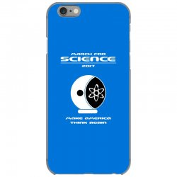 march for science astronaut iPhone 6/6s Case | Artistshot