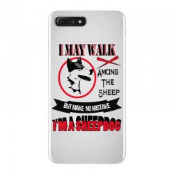 I'M A SHEEP DOG iPhone 7 Plus Case | Artistshot