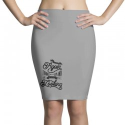 it happened aganin   better looking Pencil Skirts | Artistshot