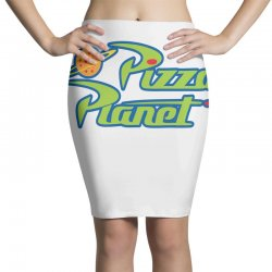 pizza planet toys merch Pencil Skirts | Artistshot