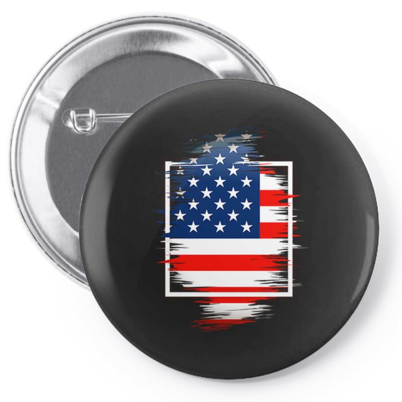 Love Usa Pin-back Button | Artistshot